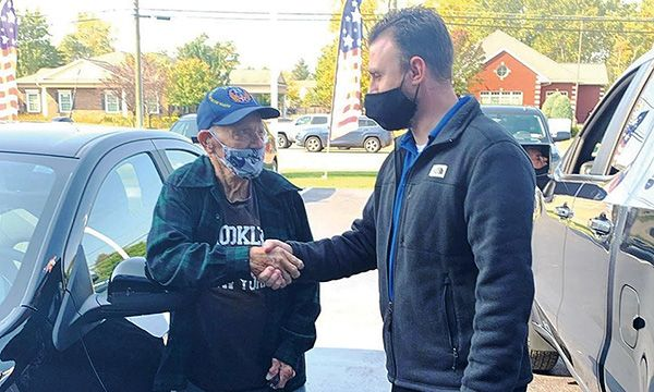 N.Y. store gives vet a car deal of a lifetime