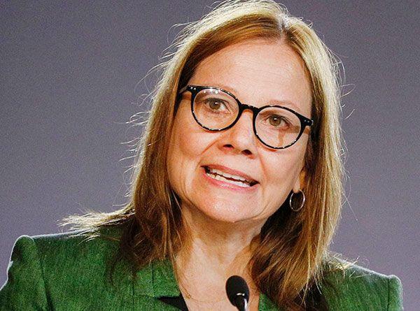 GM seeks to restore EV tax credit