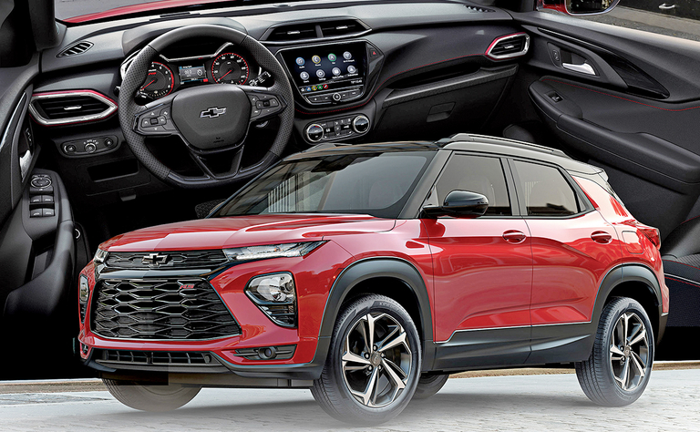 Chevy, Buick squeeze in more compact crossovers as cars are dropped