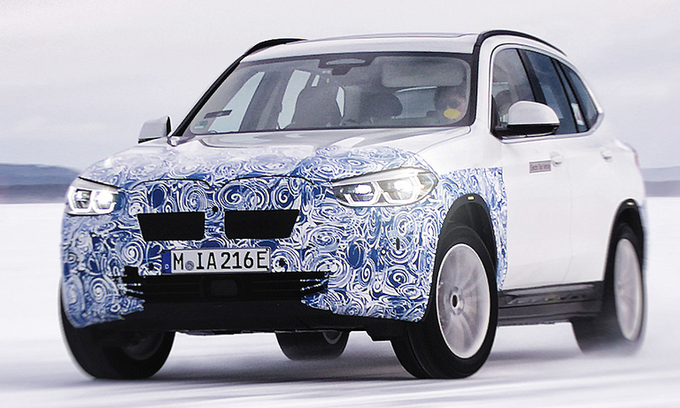 Finicky American demand changes path for BMW's crossover EV