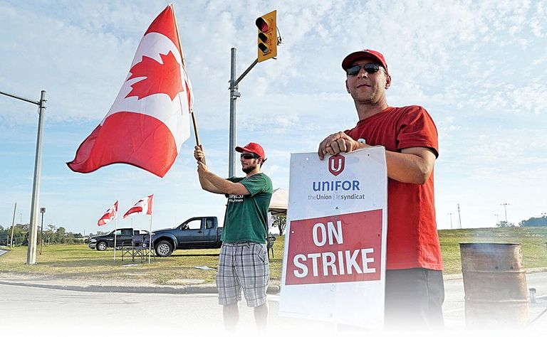 GM, Unifor go from strife to 'right solutions'
