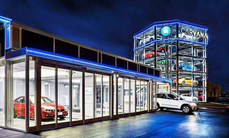 Carvana says it's gained market share during pandemic