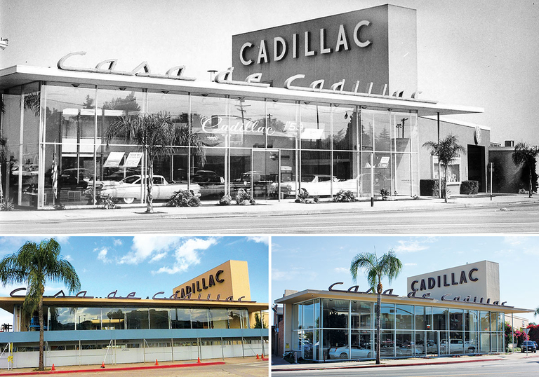 Casa de Cadillac keeps iconic status as brand image evolves
