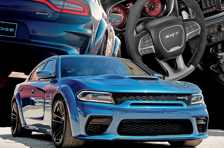 Dodge keeps Charger fresh by giving enthusiasts what they want