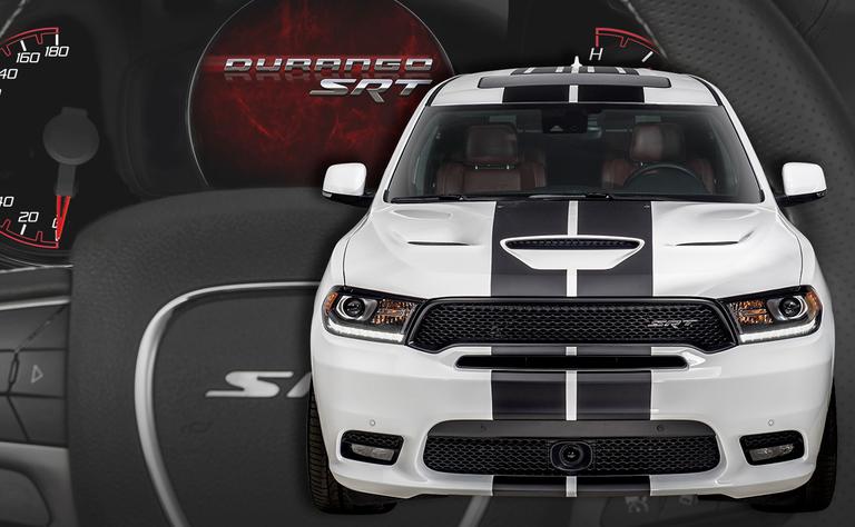 Dodge gives aging Durango new life as performance hauler