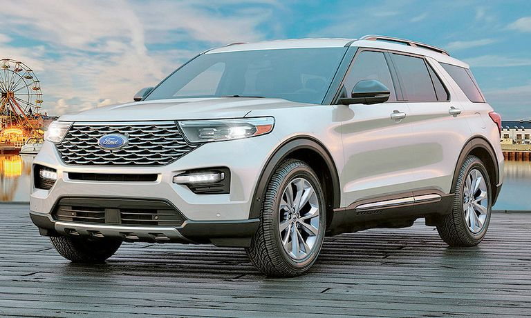 Ford cuts Explorer prices a year after bumpy launch