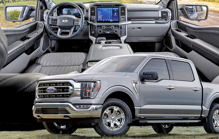 Ford confident it can nail F-150 launch