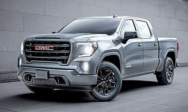 New diesel option raises GMC pickup's conquest rate