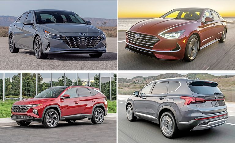 Hyundai's big moves into electrification start with big models