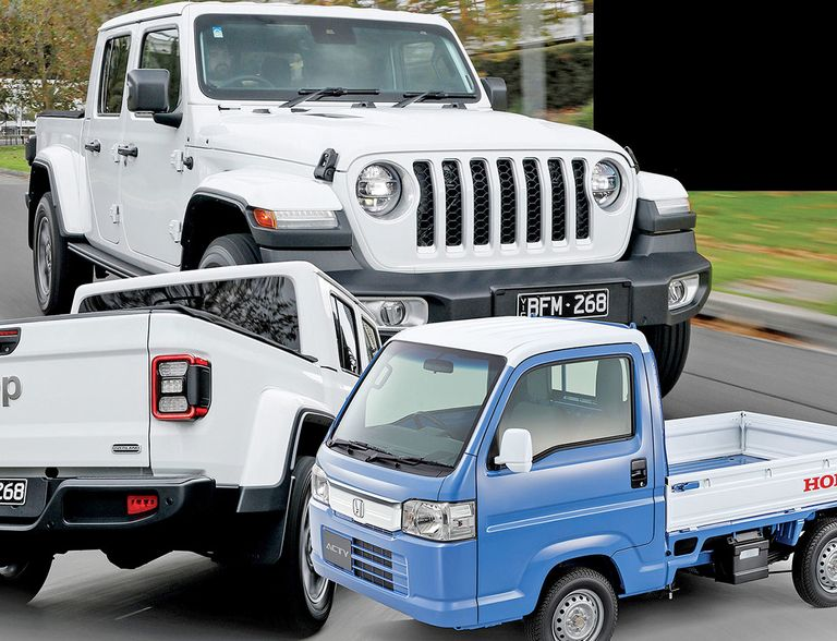 Jeep thinks Japan is ready, bets big on Gladiator to grow sales