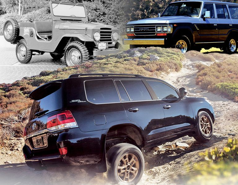 Toyota bids adieu to Land Cruiser; Lexus off-roader a possibility
