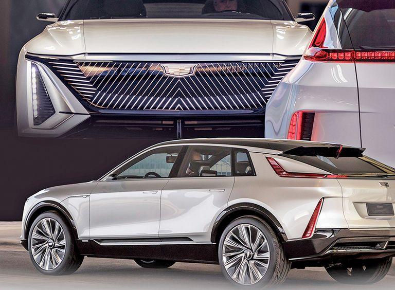 Cadillac preps dealer network for upcoming EVs, including Lyriq