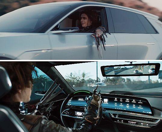 Cadillac ad banks on nostalgia to sell future