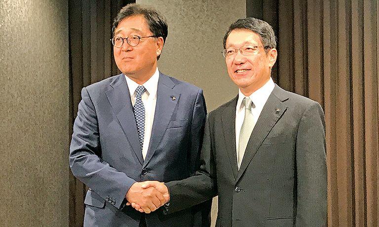 Nissan split would be a blow to Mitsu