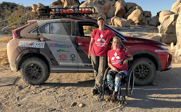 Mitsubishi on journey to help communities