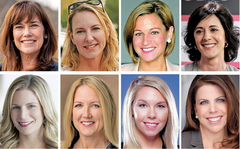 Women take the helm in marketing