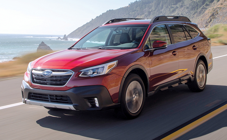Subaru's streak ends, but it's come a long way