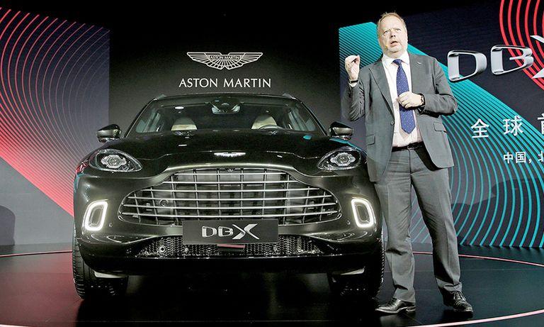 Aston takes a detour off comeback trail