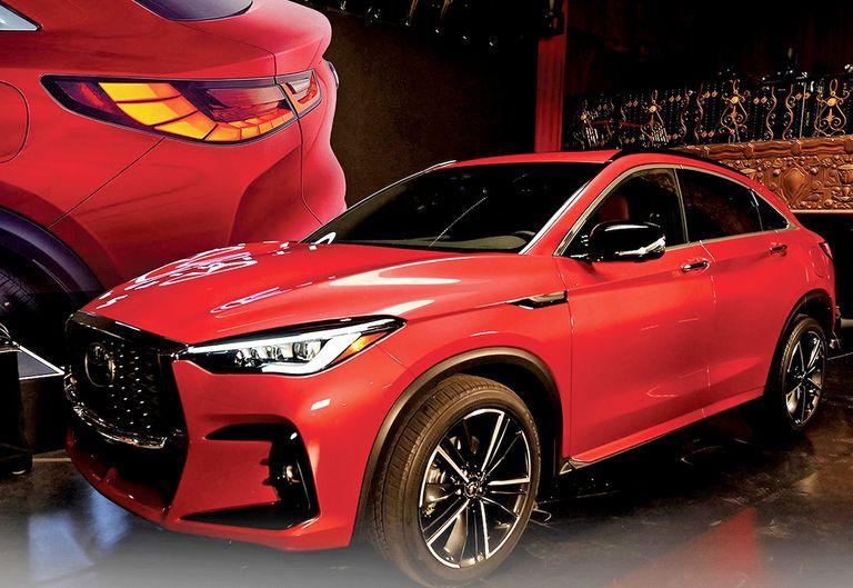 New Infiniti chairman plots strategy to improve vehicles, experience