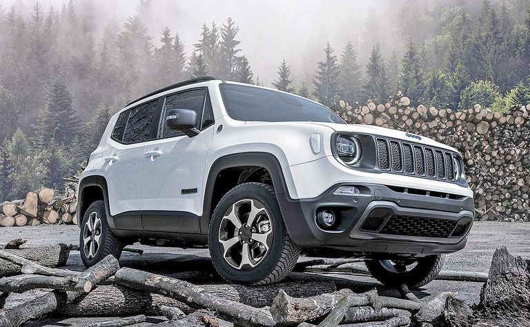 Jeep offers plug-in in hybrid-crazy Japan