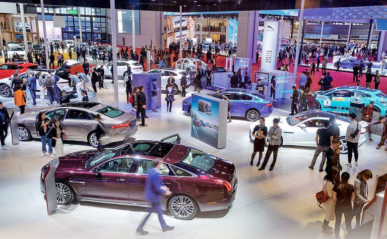 Jaguar's days chasing German rivals over
