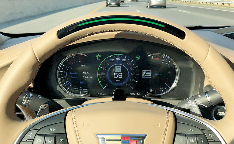 GM's Super Cruise studied for how drivers actually use it