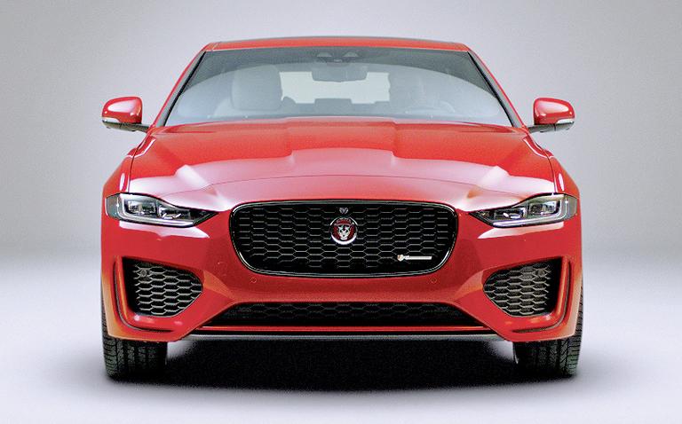 Jaguar drops XE's diesel engine, among segment's best