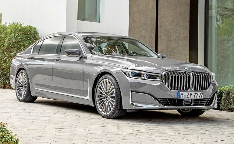 For next-gen 7 Series, BMW adds all-electric version