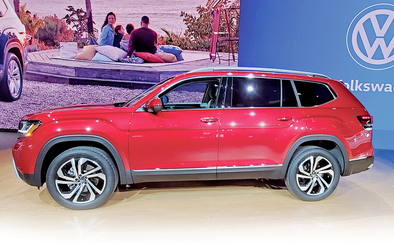 Opening act: Highlights from Chicago Auto Show