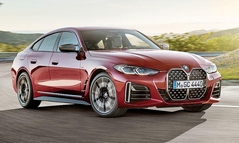 BMW 4 Series Gran Coupe takes aerodynamic turn