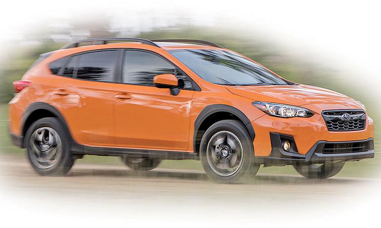 Subaru Crosstrek adds pep with new engine