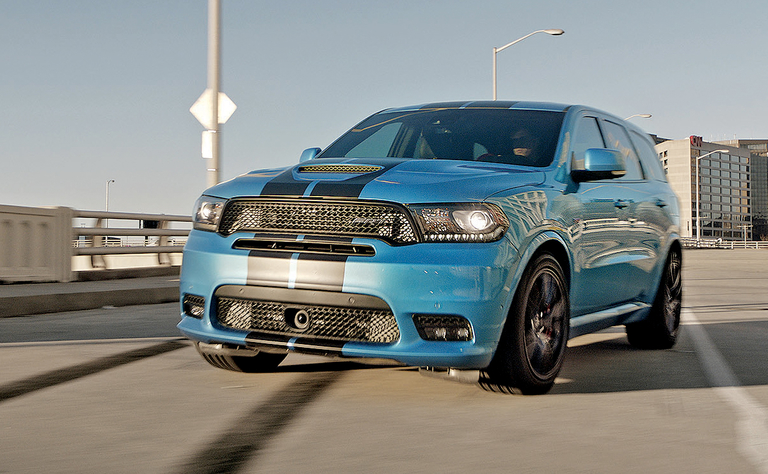Dodge to give hybrid Durango a second try