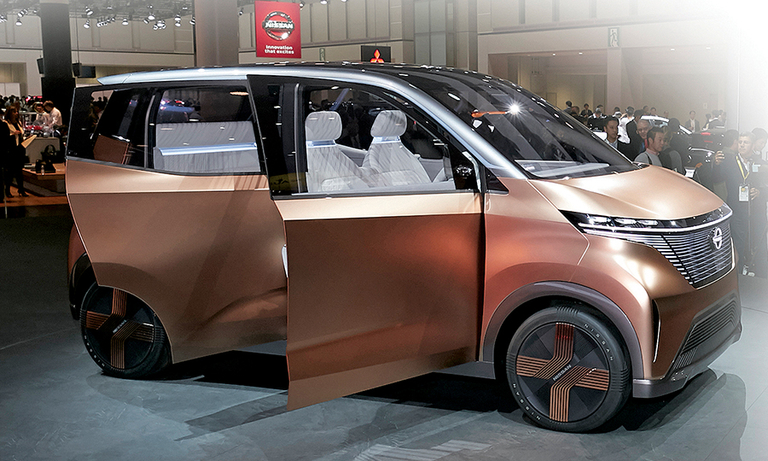 Nissan's 'little box' with big attitude