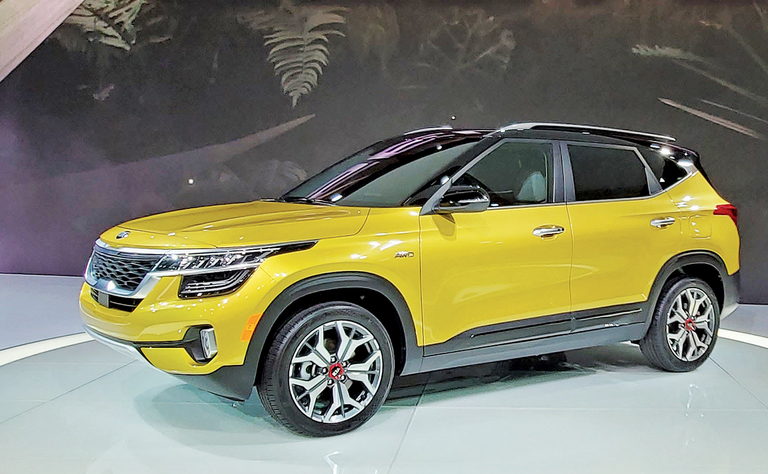 6th crossover set to join Kia's U.S. lineup