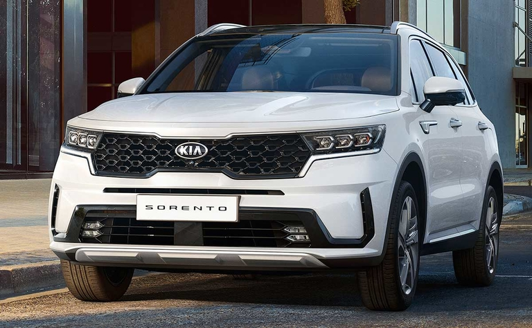 New Sorento gets inspiration from popular Telluride