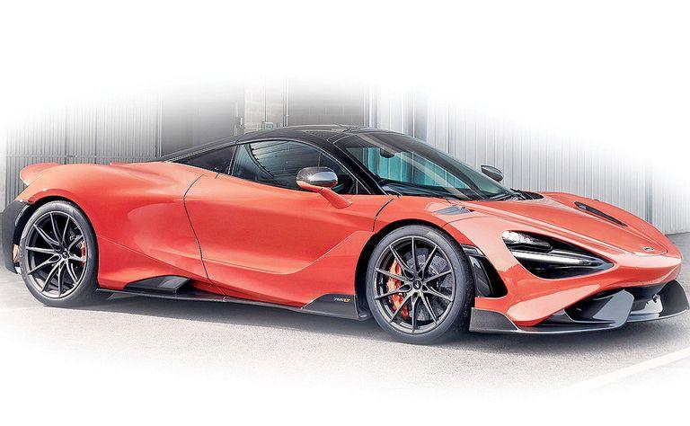McLaren prepares for era of electrification