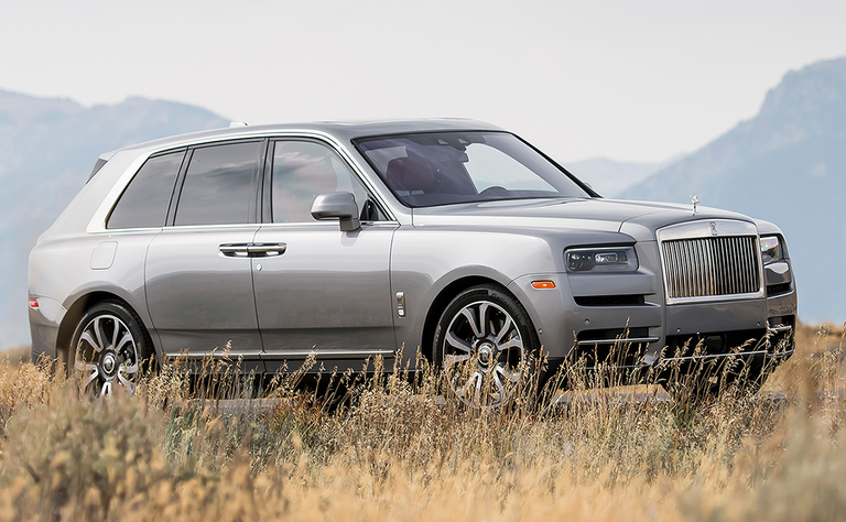 Rolls-Royce races to catch up to demand for Cullinan SUV