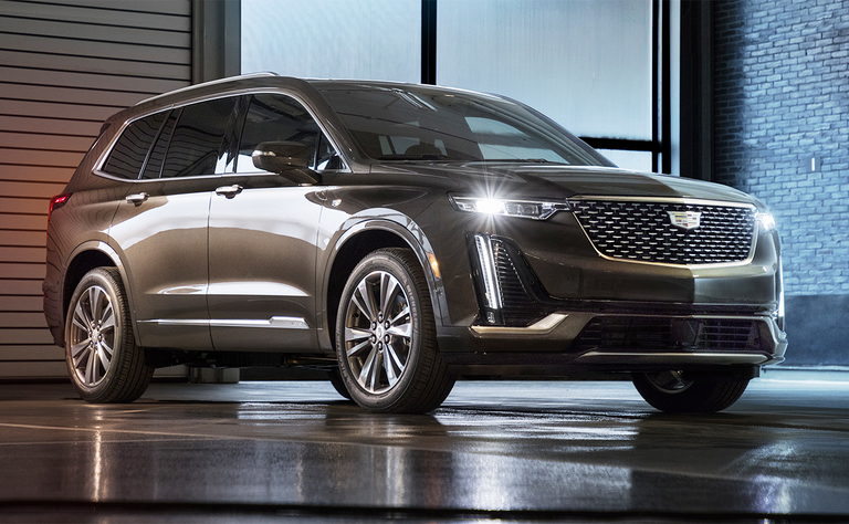 Cadillac poised for first U.S. retail sales gain in six years