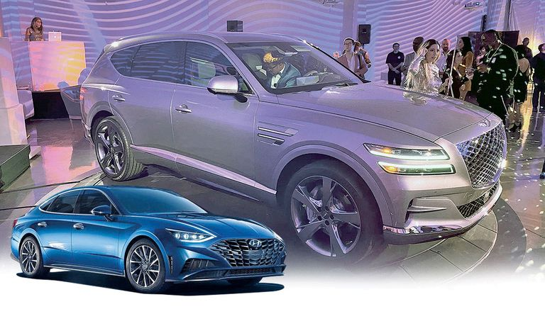 Hyundai designer 'pushed the boundaries' for tailored styling