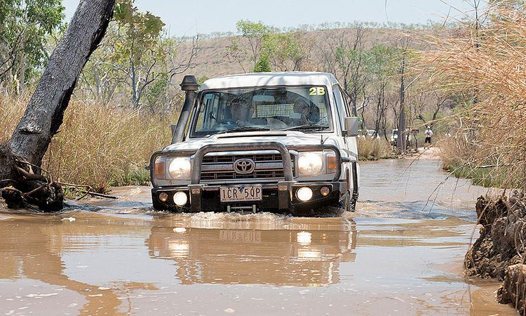 Toyota gains lessons from round-the-world road trip