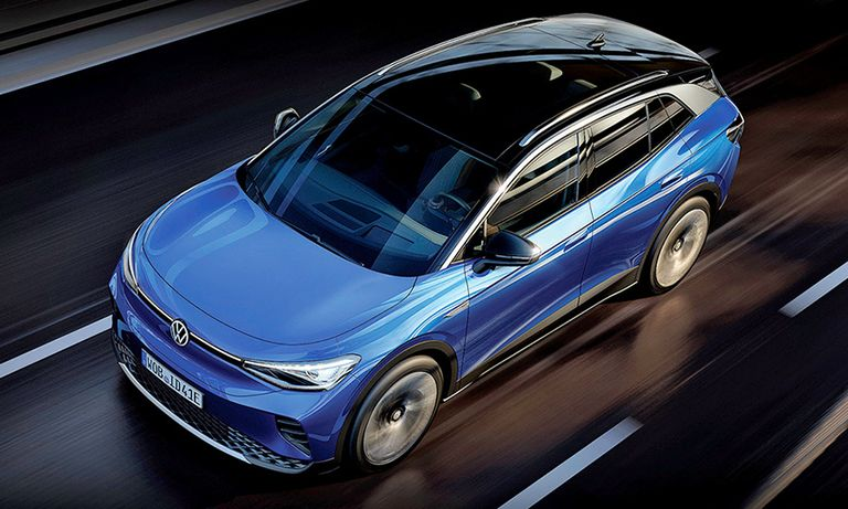 VW ID4 offers EV shoppers a different kind of interior