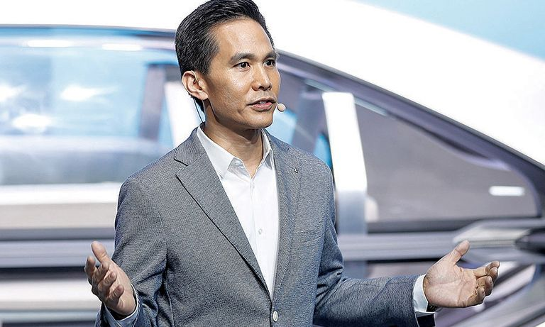 Ford taps design chief with global perspective