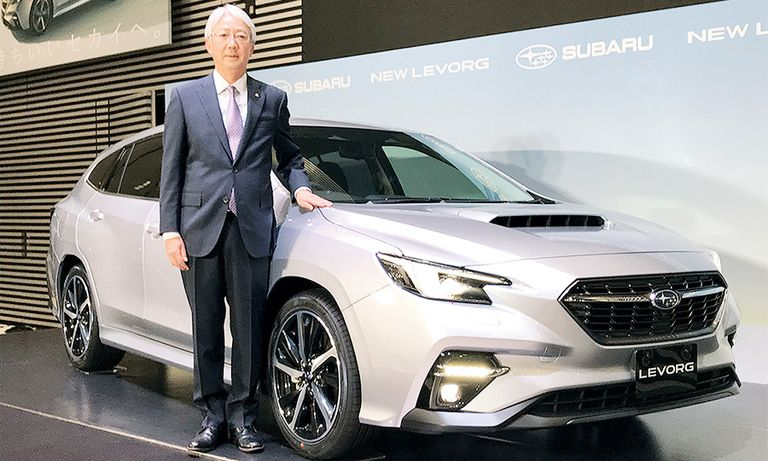 Subaru sees 2-year delay until return to record growth