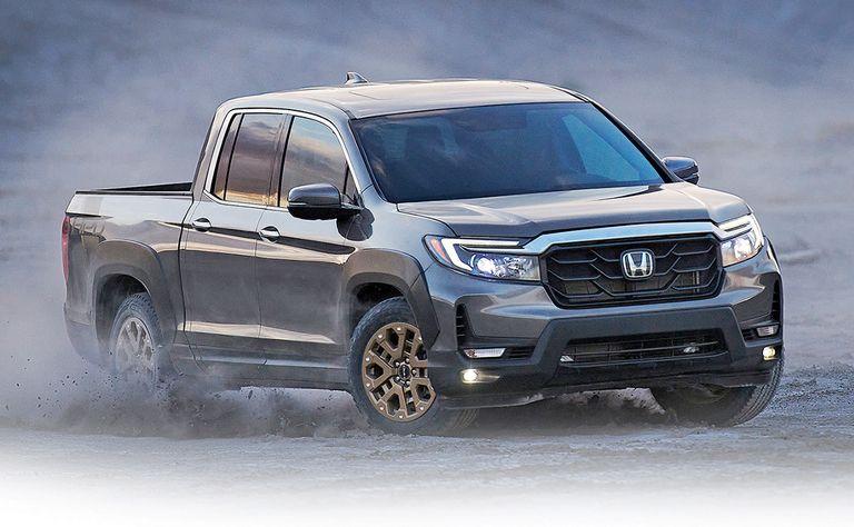 Carmaker Honda tilts scale to trucks