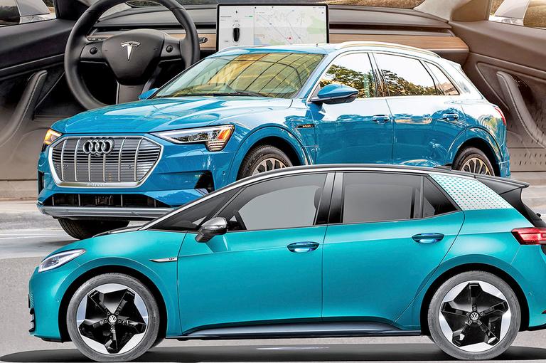 VW execs: U.S. BEVs will have 'competitive' range