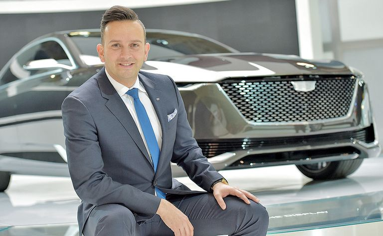 Cadillac exec's task: Engage dealers on EVs