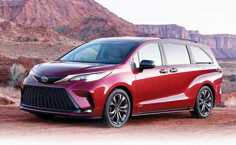 Minivan competition intensifies as segment keeps shrinking