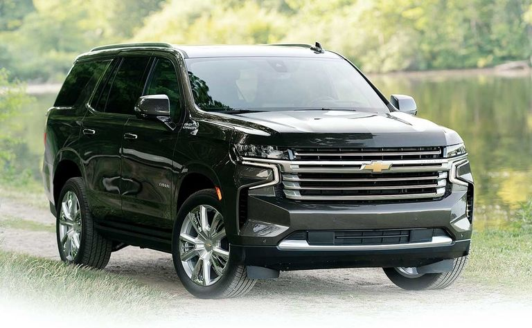 Next-gen Tahoes, Suburbans reach dealerships at critical time