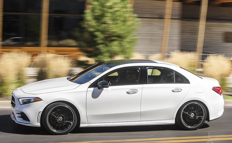 2019 Mercedes-Benz A220: Little gem bathed in more luxury