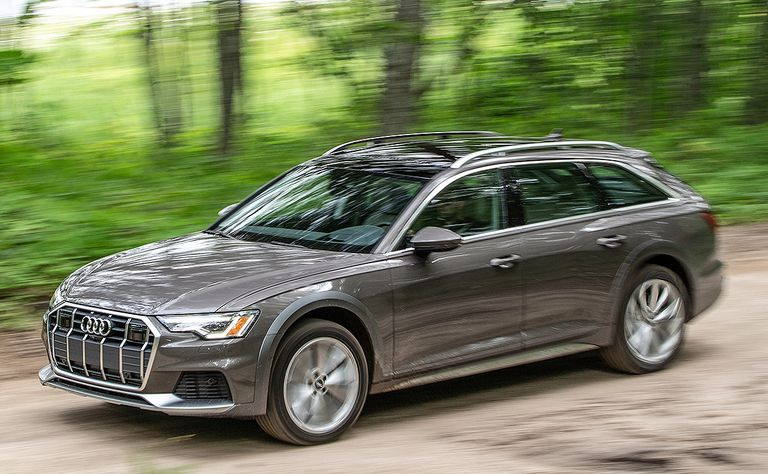 2020 Audi A6 Allroad: A posh wagon with SUV trimmings